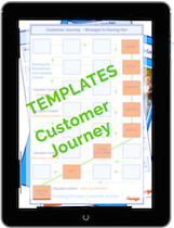 ipad with templates