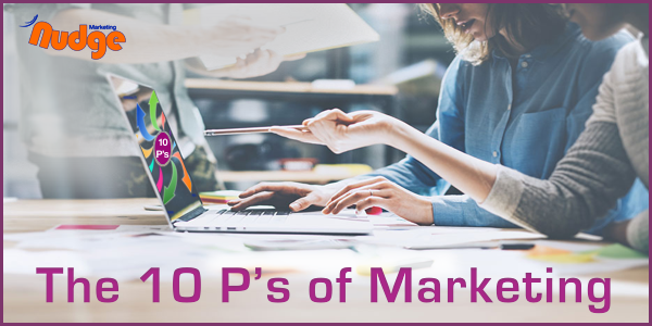 10 P's of Marketing