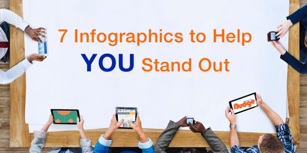 7 Infographics for the Smart Marketer